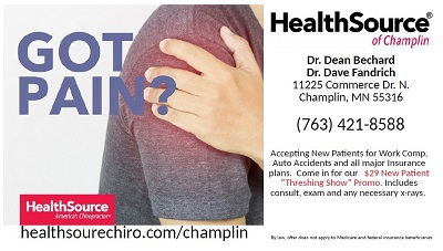 Champlin Dayton Chiropractic Center